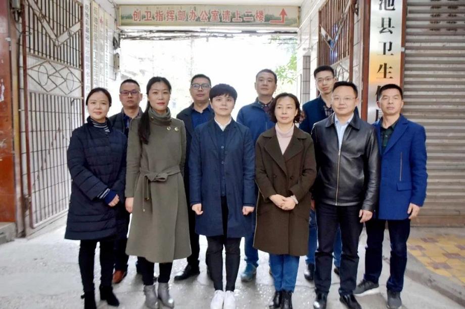 岳池县机构改革快速新组建单位正式挂牌